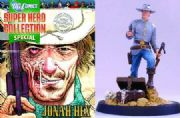 Eaglemoss DC Comics Super Hero Figurine Collection Jonah Hex Special